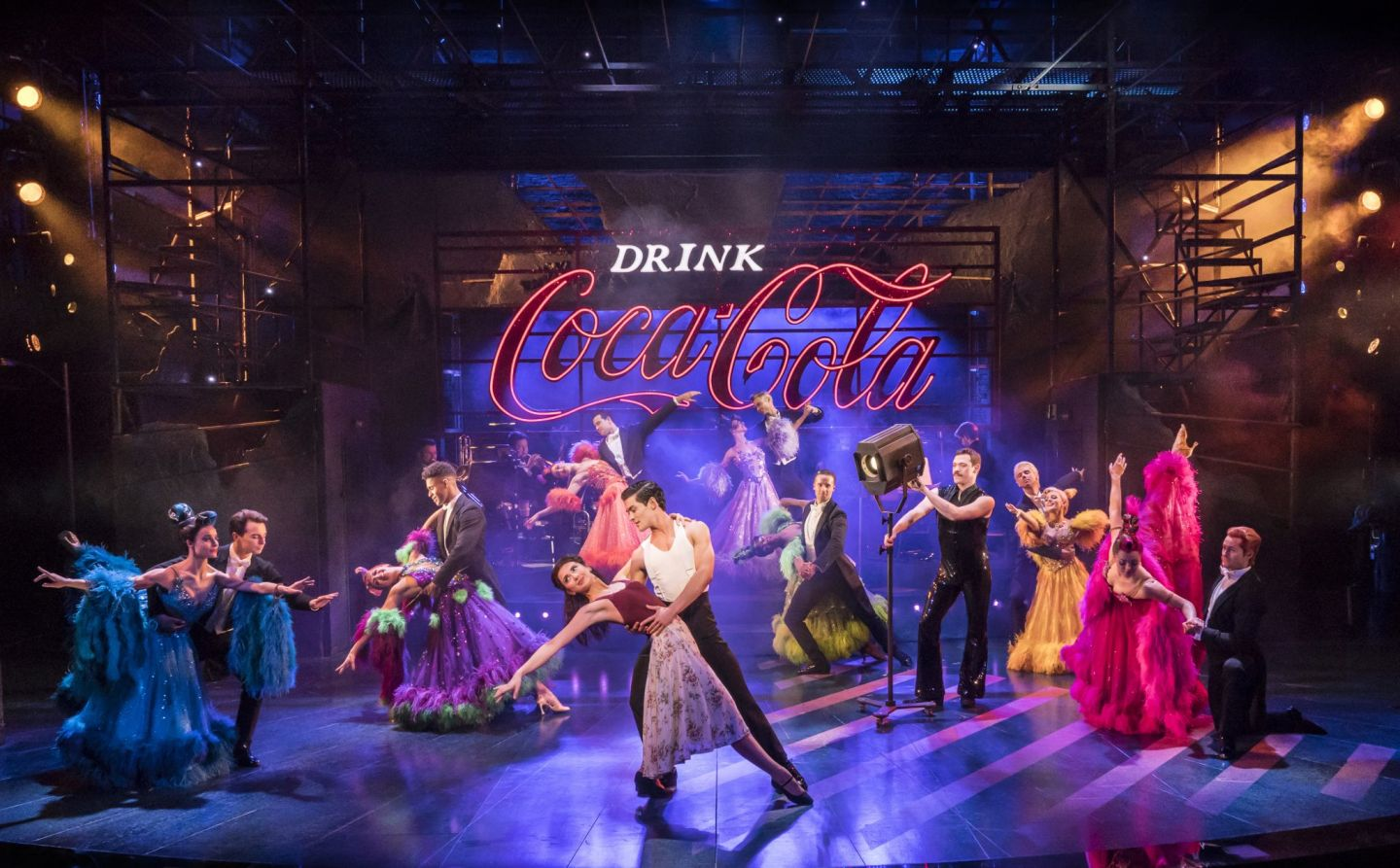 Review: ★★★ Strictly Ballroom, Piccadilly Theatre