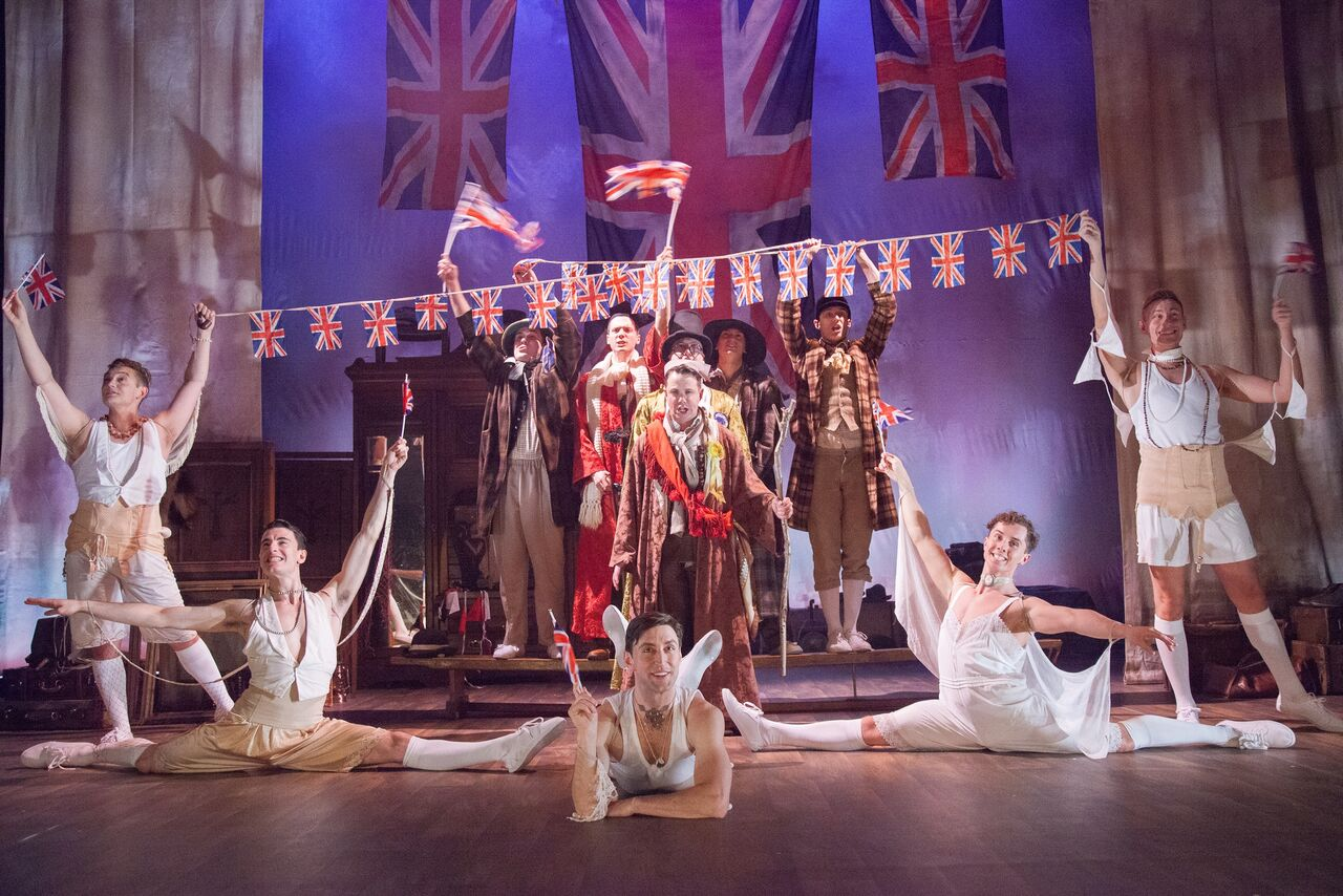 Review: ★★★★ Iolanthe, Richmond Theatre