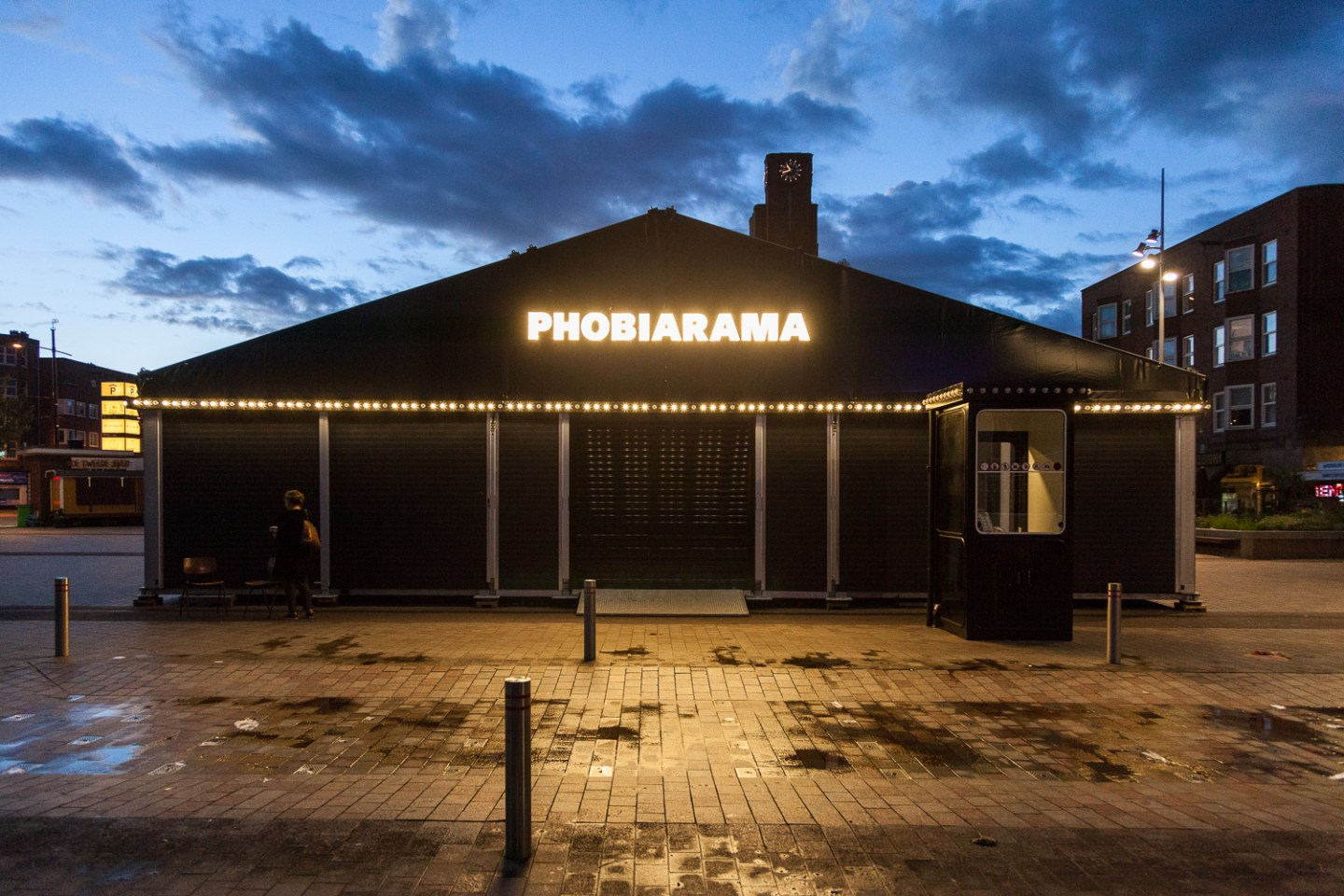 Review: ★★★★ Phobiarama, LIFT Festival