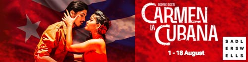Review: ★★★★★ Carmen La Cubana, Saddlers Wells