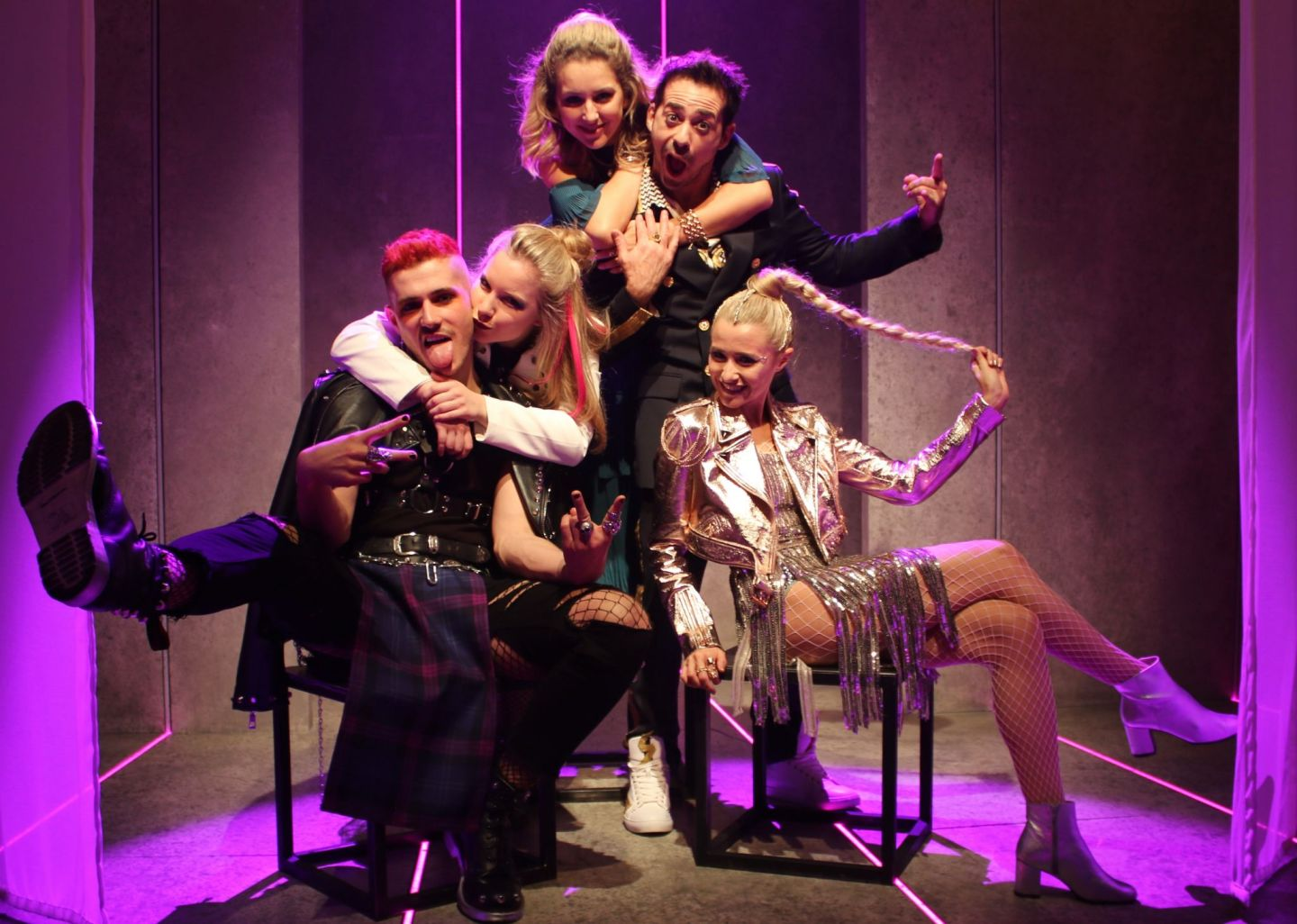 Review: ★★★★ Mythic, Charring Cross Theatre
