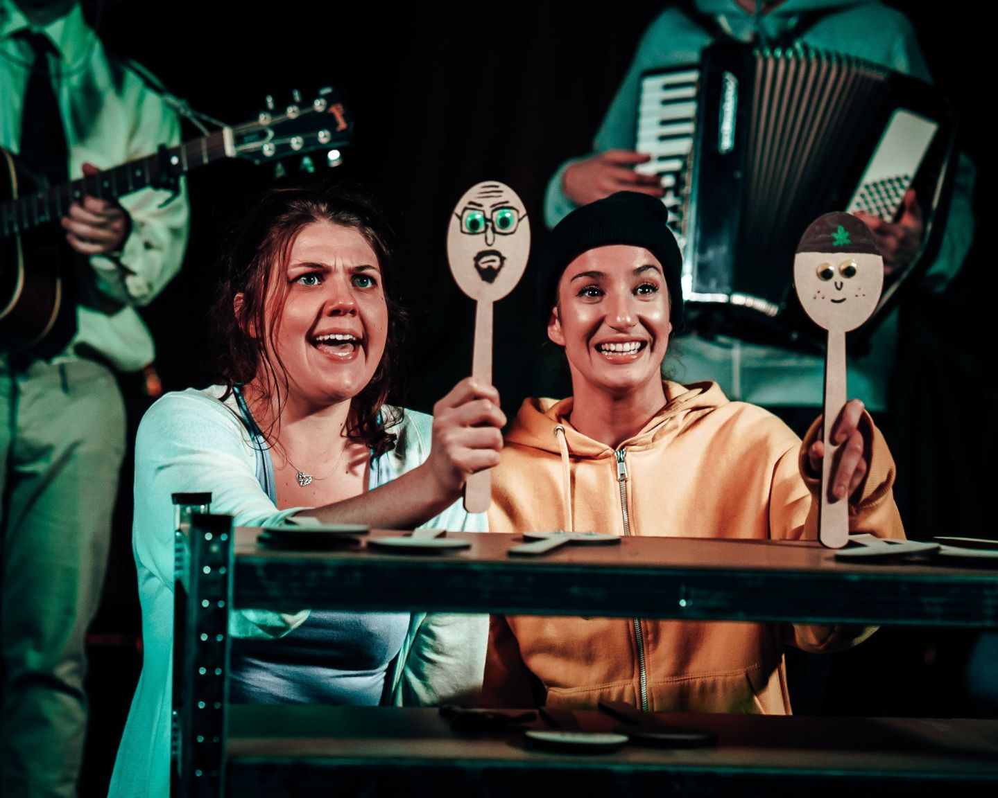 Review: ★★★★ Say My Name, Theatre N16