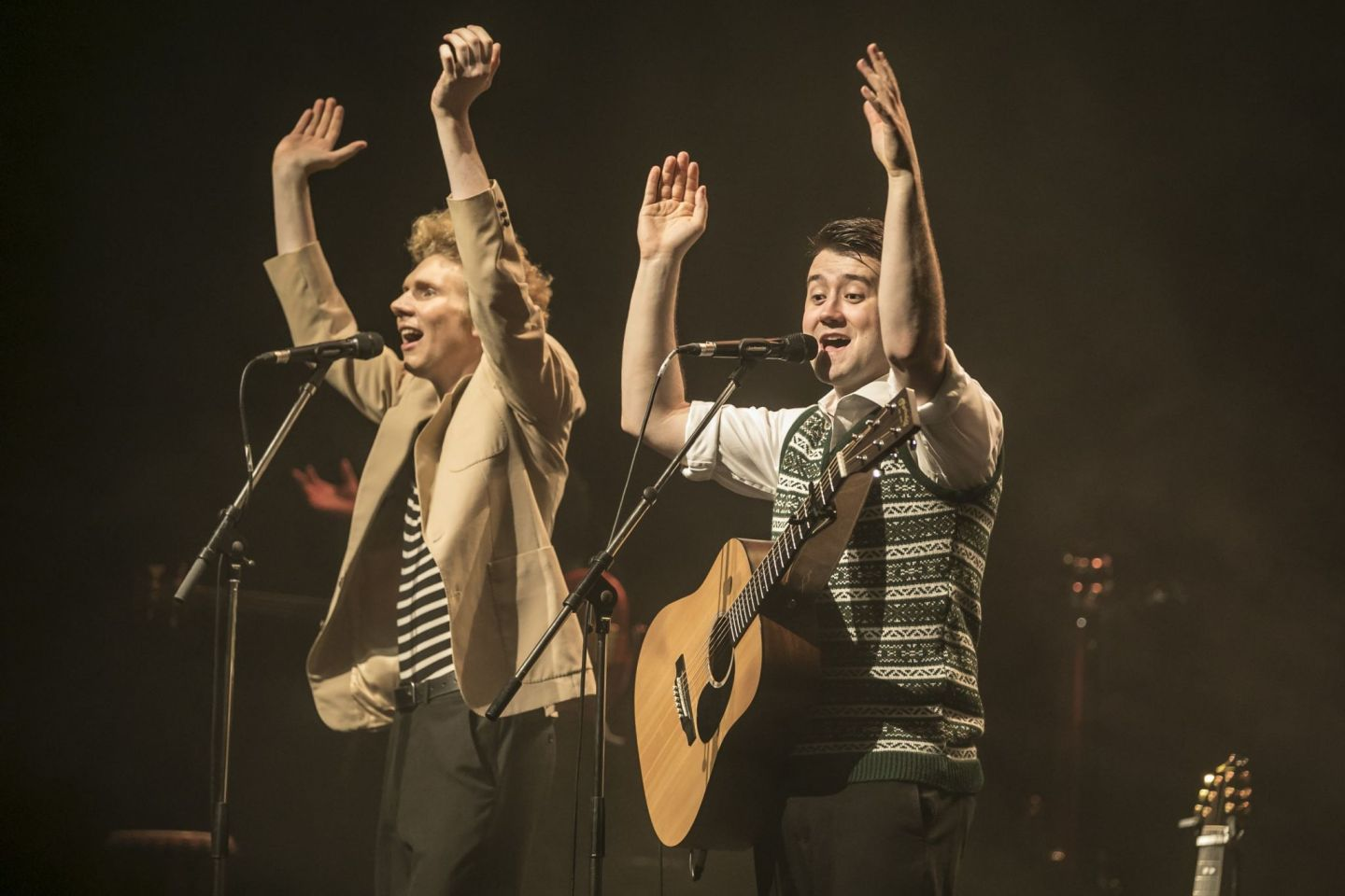 Review: ★★★★ The Simon and Garfunkel Story, Vaudeville Theatre
