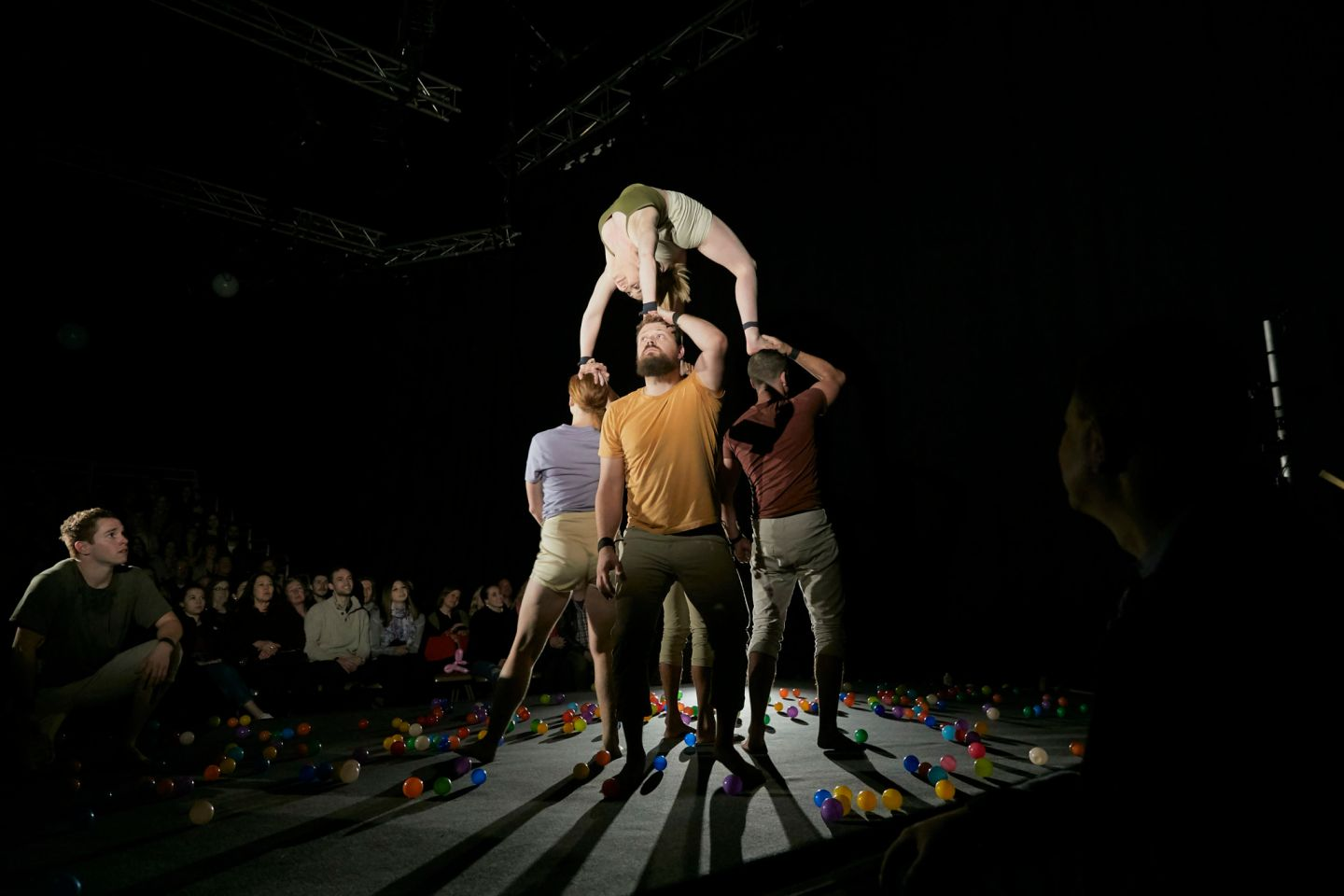 REVIEW: ★★★★★ A Simple Space, Underbelly Festival