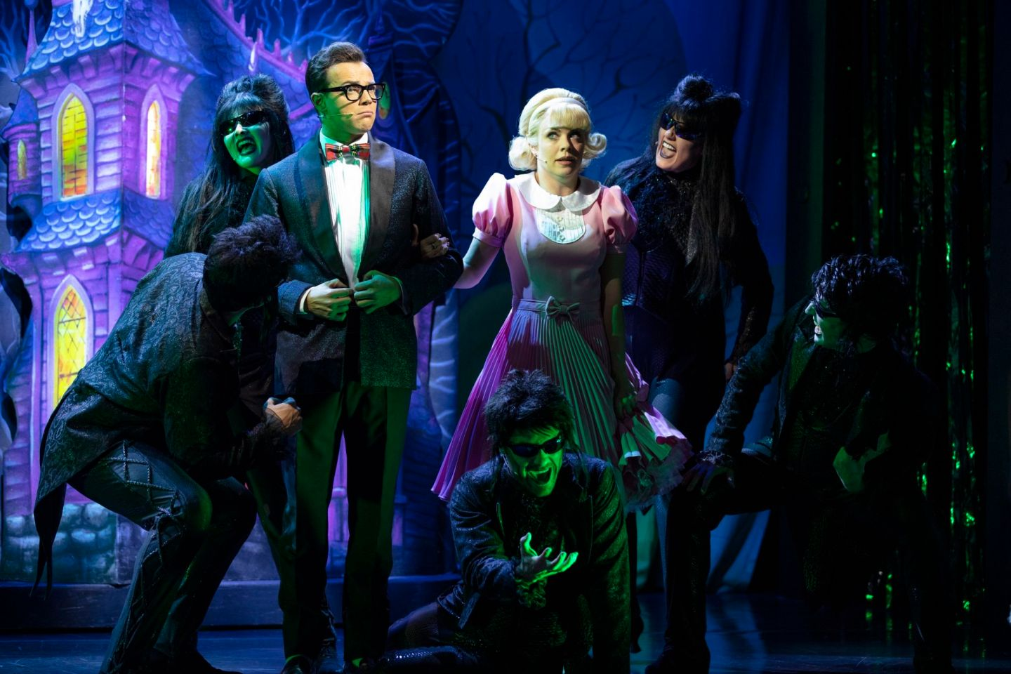 REVIEW: ★★★★ Rocky Horror Show, Churchill Theatre Bromley
