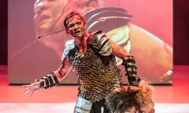 Review: ★★★★ The Knight Of The Burning Pestle, Barbican Theatre