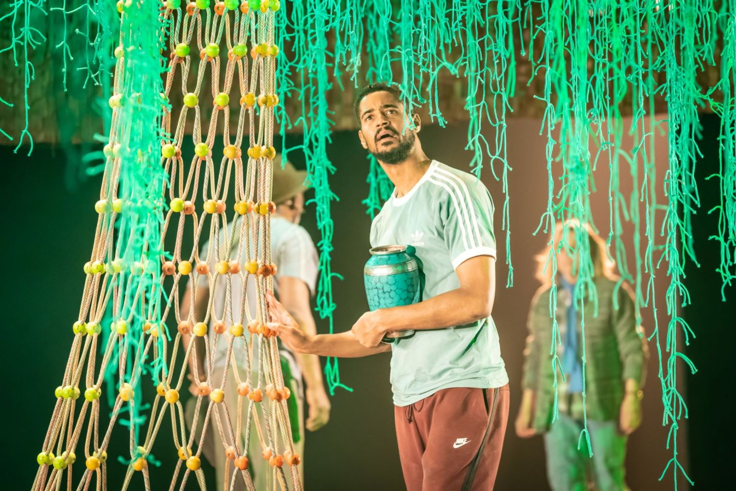 Review: ★★★★ Tree, The Young Vic
