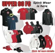 UPPER 90 FC Spirit Wear