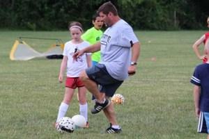 Coach Tony Csiszar