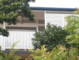 Aluminium Balustrade Slatted Brisbane
