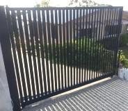 Aluminium Louvred Gate Brisbane