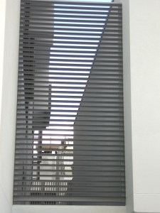 Aluminium Privacy Screen