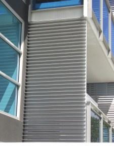 Aluminium Privacy Screening