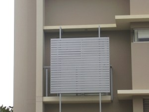 Aluminium Privacy Screens Brisbane