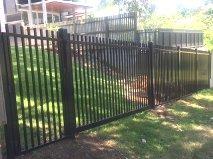 Aluminium Security Fencing South Brisbane