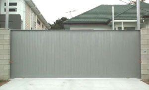 Aluminium Security Gate Brisbane South