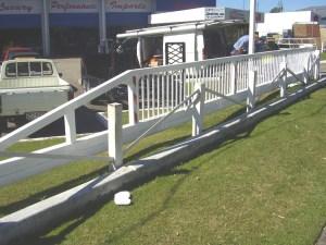 Aluminium Security Gate South Brisbane