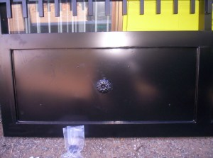 Aluminium Security Gate