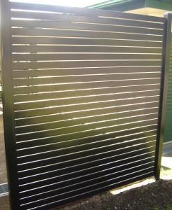 Aluminium Slat Screen