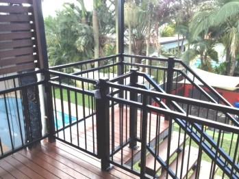 Aluminium Stair Balustrading