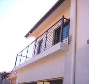 Aluminium balustrade brisbane