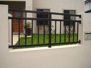Aluminium fence brisbane