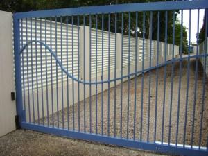 Aluminium swing gates brisbane