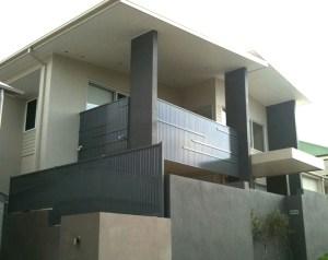 Modern Aluminium Balustrade