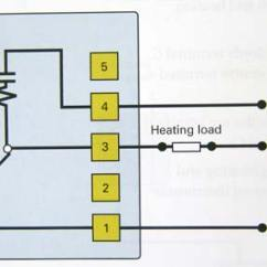Wiring Diagram For S Plan Heating System Pontoon Boat Electrical Installation Frost Thermostat