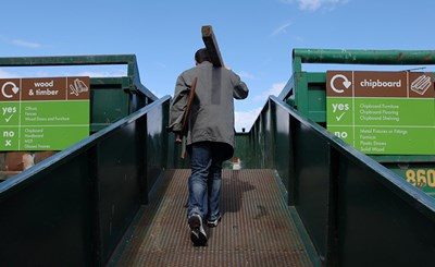 Gloucestershire's recycling centres switch to winter opening hours