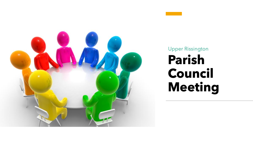 Parish Council meeting 12.4.2021