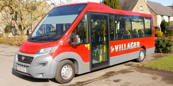 Villager Bus Service Suspended for lock down