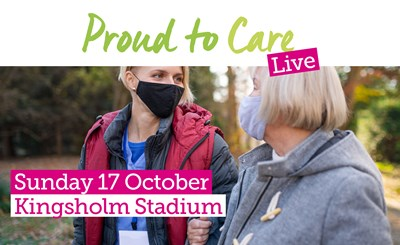 Careers event to recruit into care