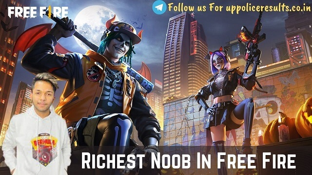 free fire richest noob in india