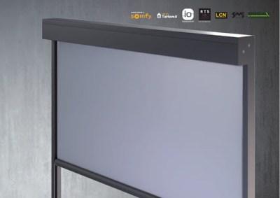 Zip Screen 120