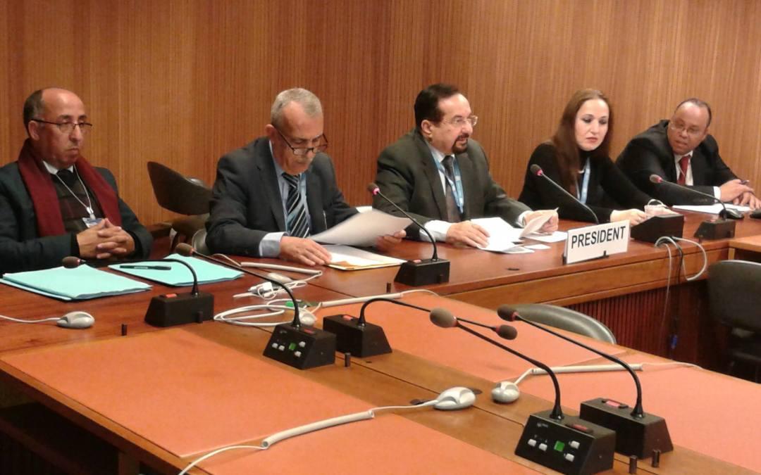 نشاطات لمركز الخيام على هامش الدورة ال 28 لمجلس حقوق الانسان في جنيف