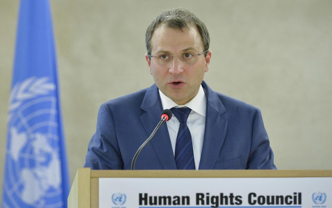 تعهدات باسيل أمام مجلس حقوق الإنسان: الاختبار في ٢ تشرين الثاني