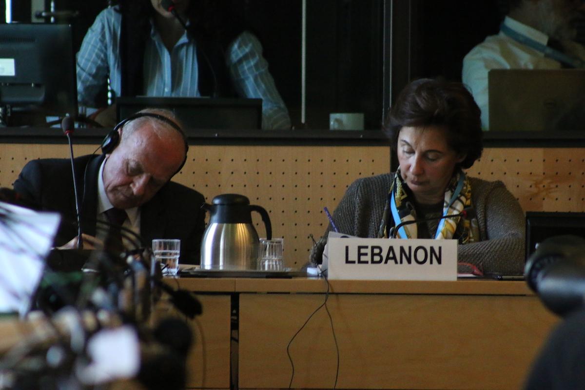 لبنان امام لجنة مناهضة التعذيب في الأمم المتحدة: سيل من الأسئلة والإجابات اليوم