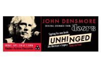 Interview: The Doors drummer, John Densmore to do book ...
