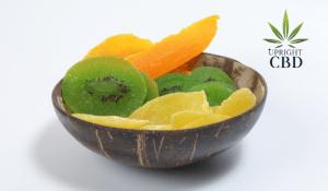 Best CBD dry Fruits by UprightCBD
