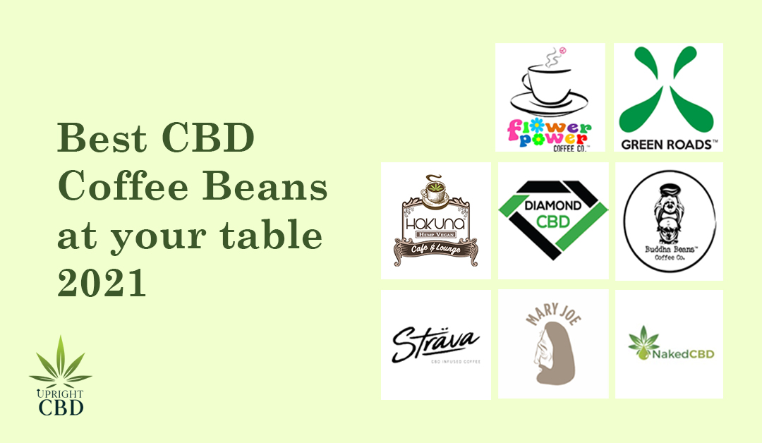 Best CBD Coffee Beans at your table 2021