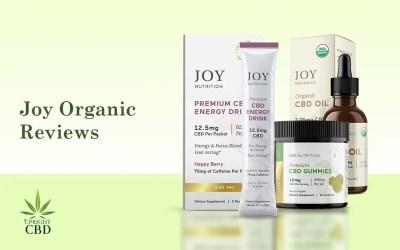 Joy Organics Review: Know Their Entire CBD Catalogue