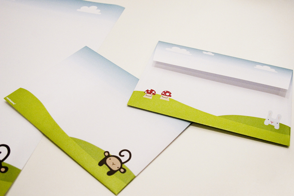 Custom Envelope Example 10