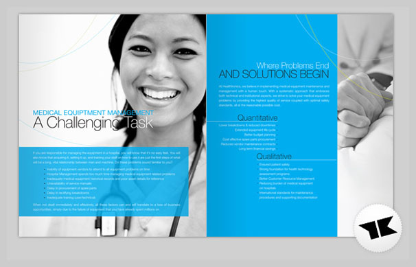 15 Medical Brochure Design Examples UPrinting
