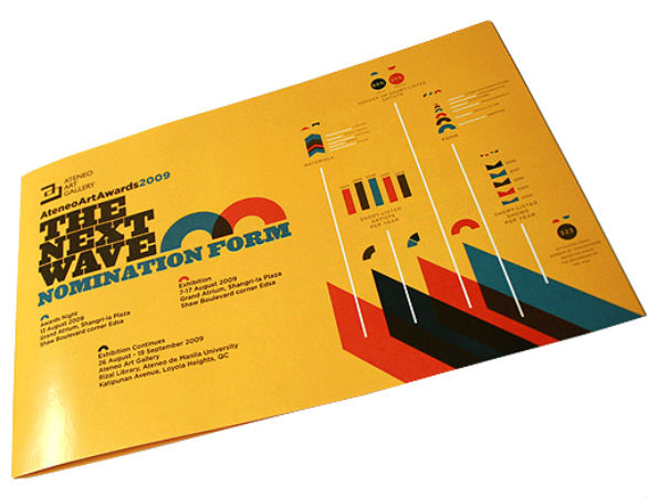 33 Exciting Event Brochure Design Examples UPrinting