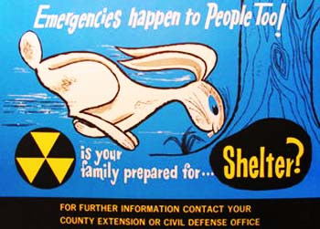 Vintage Home Front Posters - Rabbit