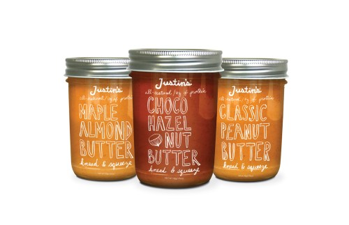 nut butter labelling