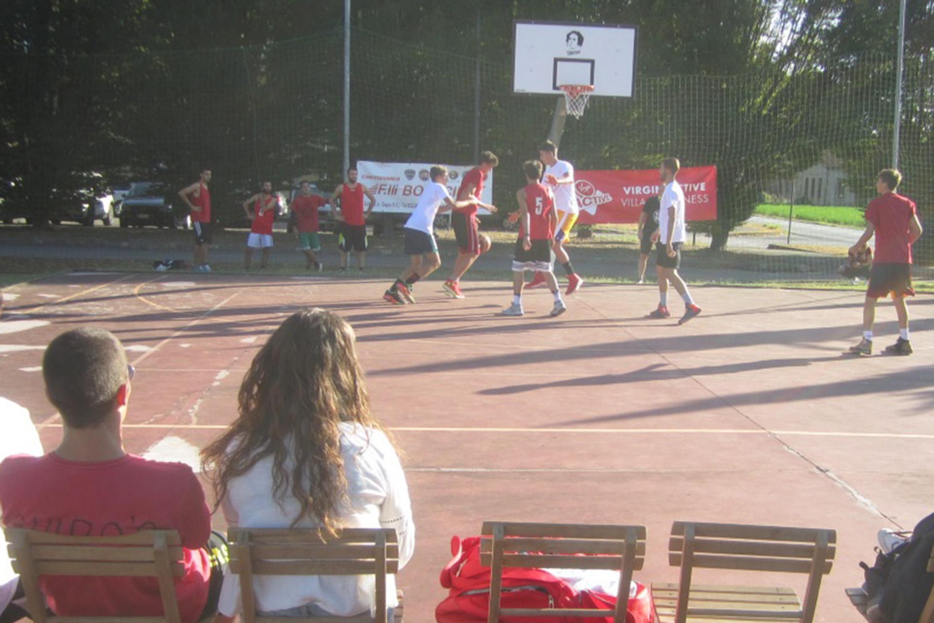 3SANFAO3 Torneo Basket, 1-2 Settembre