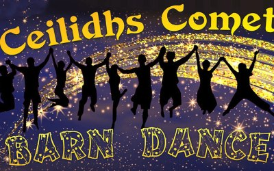 Ceilidhs Comet Barn Dance