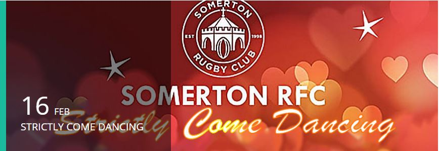 Free Tickets – Somerton RFC – Strictly Come Dancing